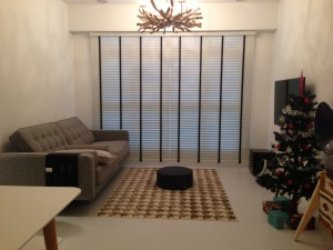 black tap timber blinds