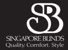 Singapore Blinds