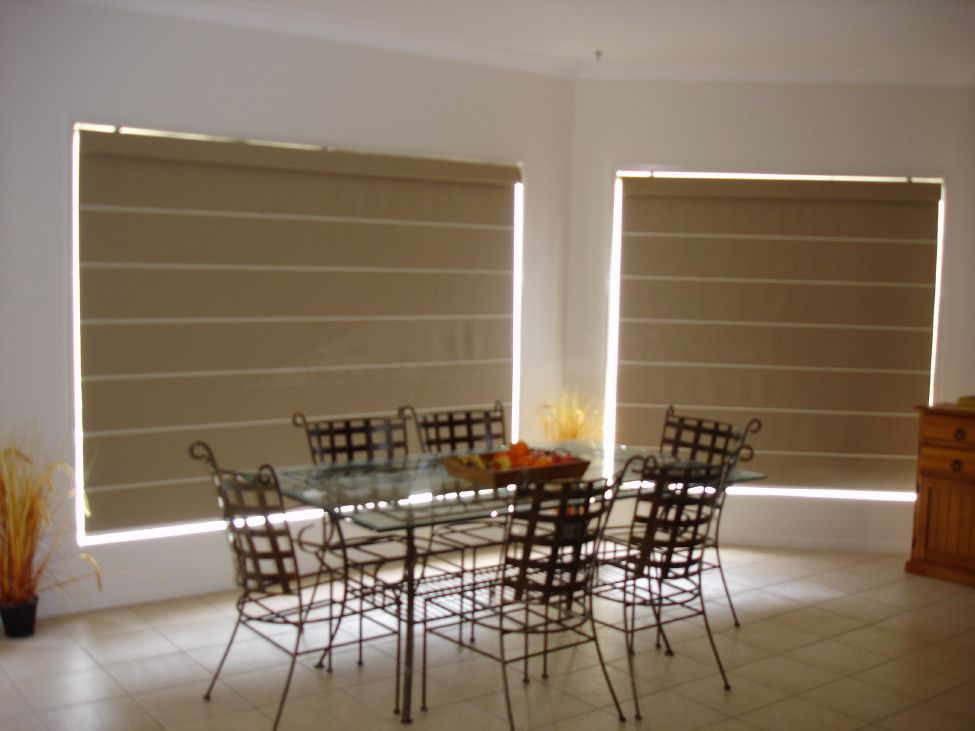Different types of roller blinds singapore for How much do motorized blinds cost