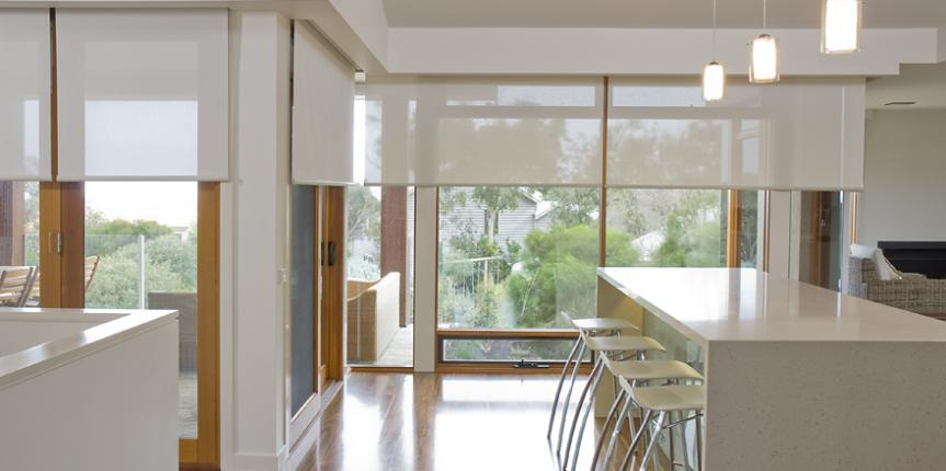 Benefits of using Roller Blinds