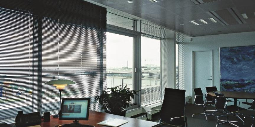 Office Blinds makes the office a better place