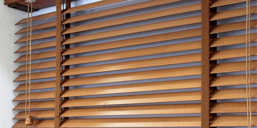 Venetian, Wooden And Roller Blinds
