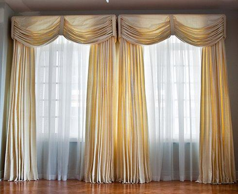 Different types of curtain singapore blindssingapore blinds for Drapes or curtains difference